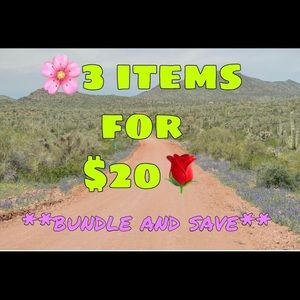 🌼🌼3 for $20🌻🌻